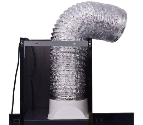 great notre hotte et puissante aspire les fumes et la. Black Bedroom Furniture Sets. Home Design Ideas