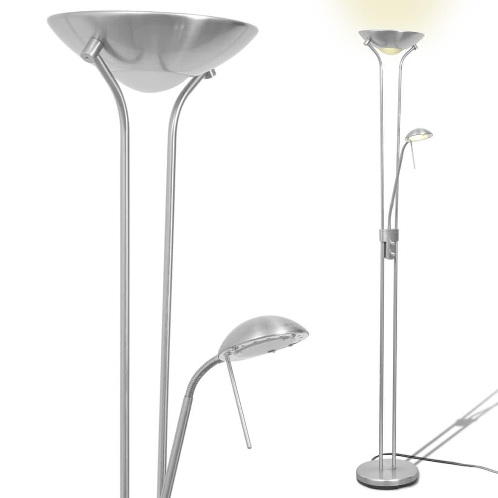 der vidaxl dimmbar led stehlampe 23 w online shop. Black Bedroom Furniture Sets. Home Design Ideas