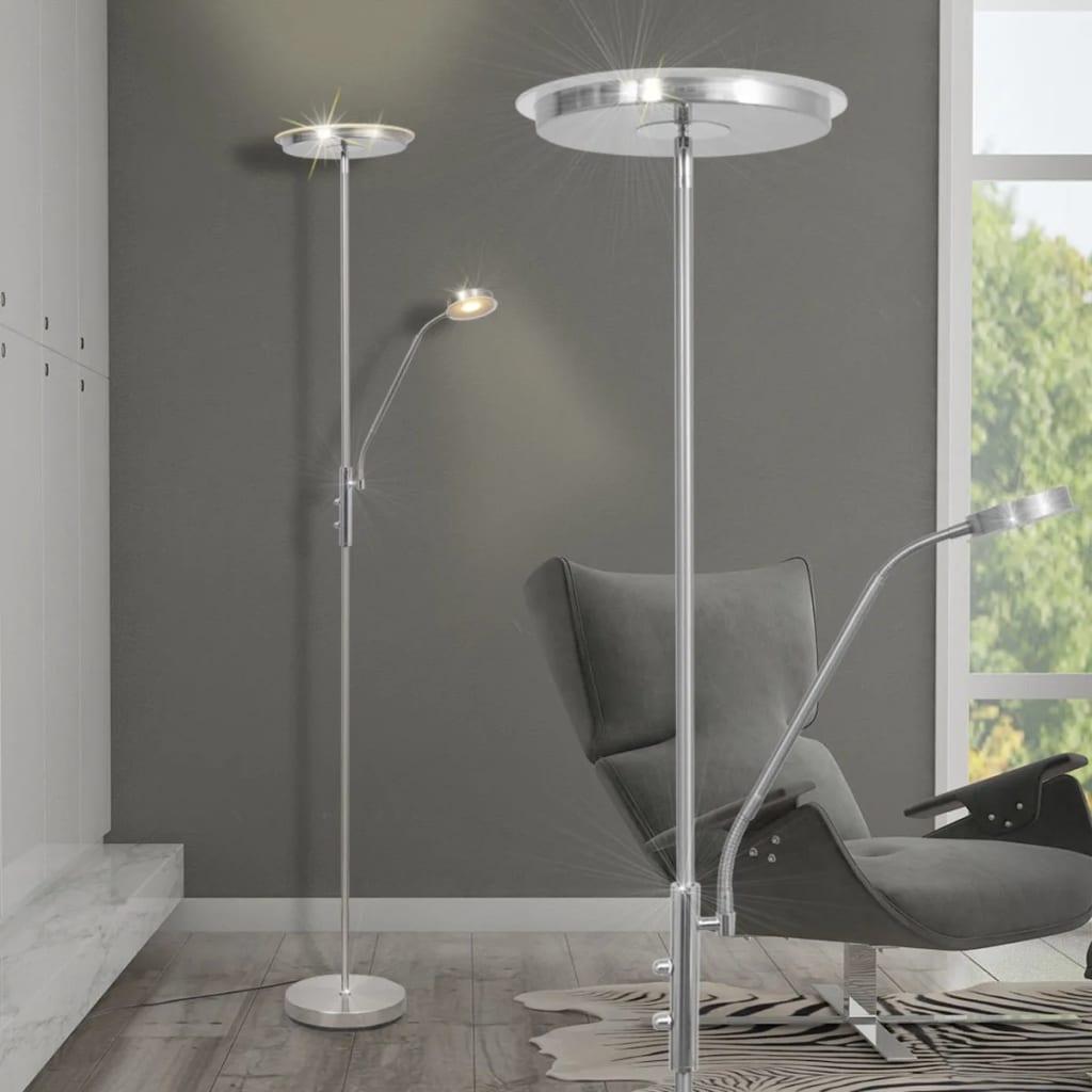 Vidaxl lampada da terra a led dimmerabile piantana design - Lampada da terra design ...