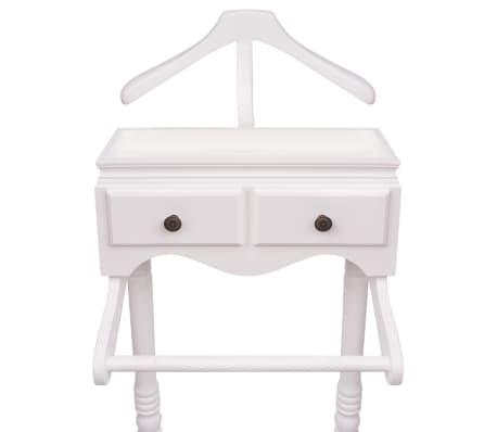 vidaxl kleiderst nder mit schubladen wei holz im vidaxl. Black Bedroom Furniture Sets. Home Design Ideas