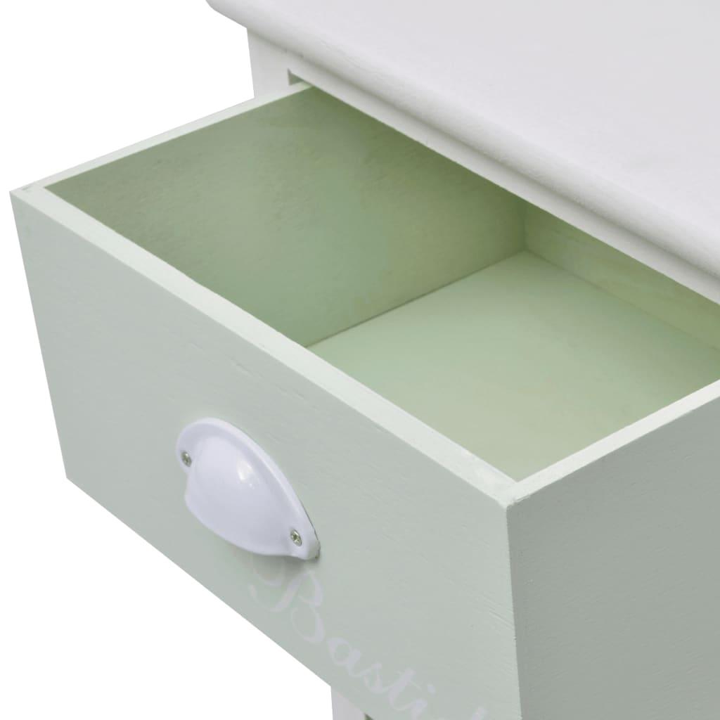 La boutique en ligne vidaxl armoire de rangement 3 tiroirs for Armoire de rangement a tiroir