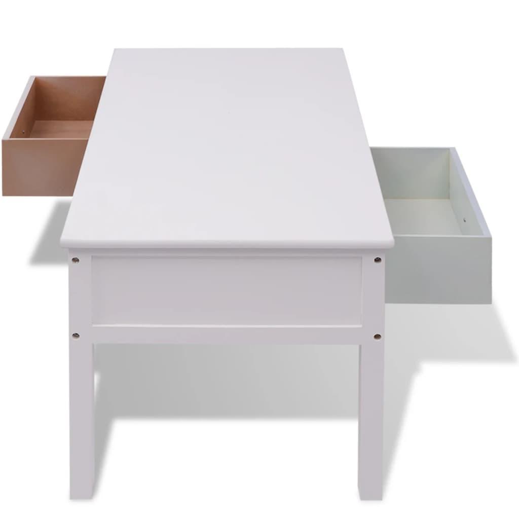 acheter vidaxl table basse bois pas cher. Black Bedroom Furniture Sets. Home Design Ideas