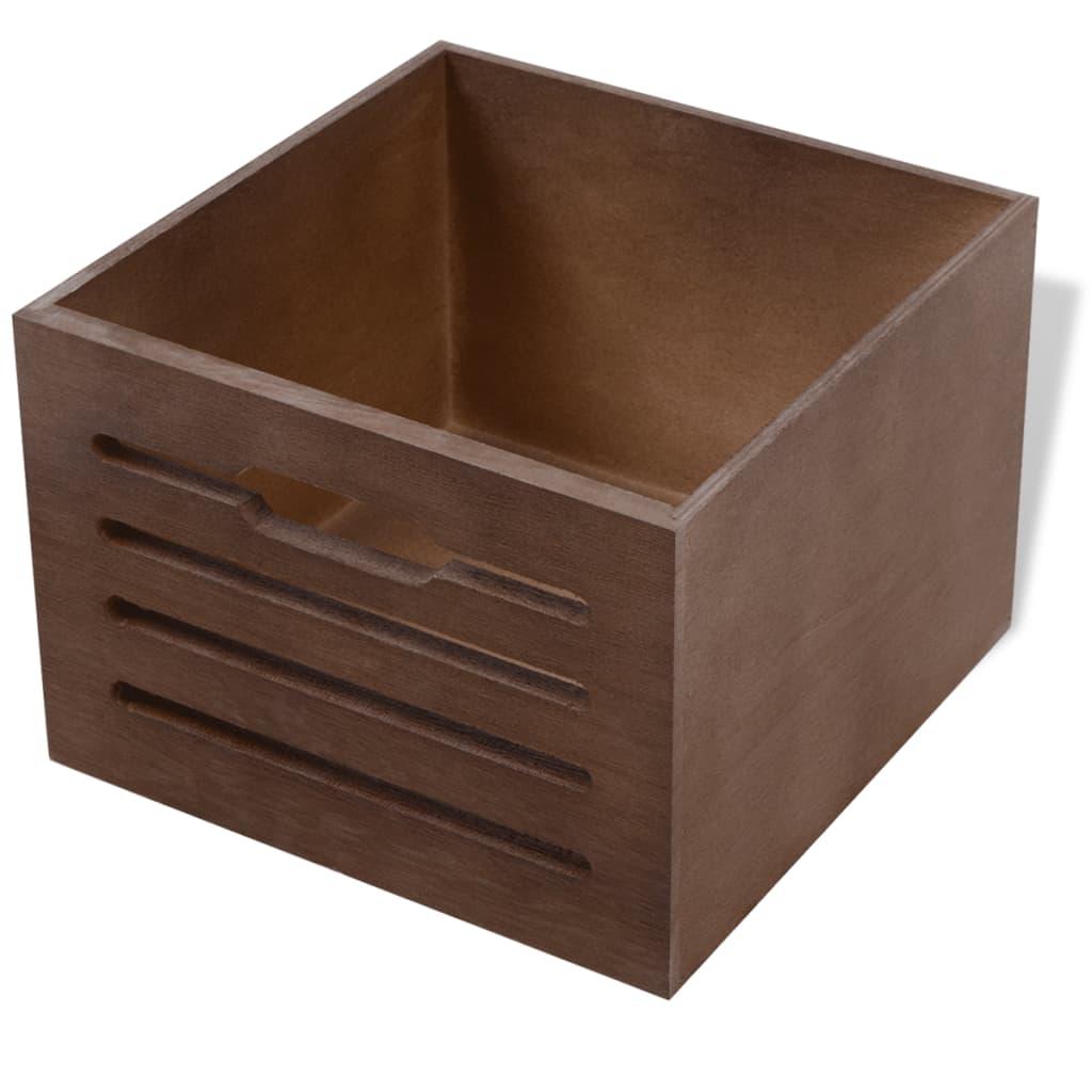 Acheter vidaxl table de chevet bois pas cher - Table de chevet bois exotique ...