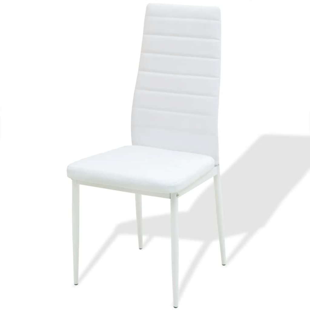 Articoli per vidaxl set 5 pezzi tavolo e sedie da pranzo for Sedie da tavolo