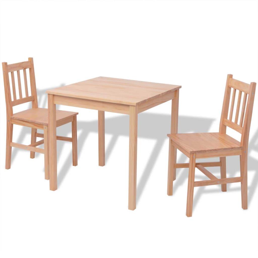 La boutique en ligne vidaxl ensemble de salle manger for Ensemble de salle a manger