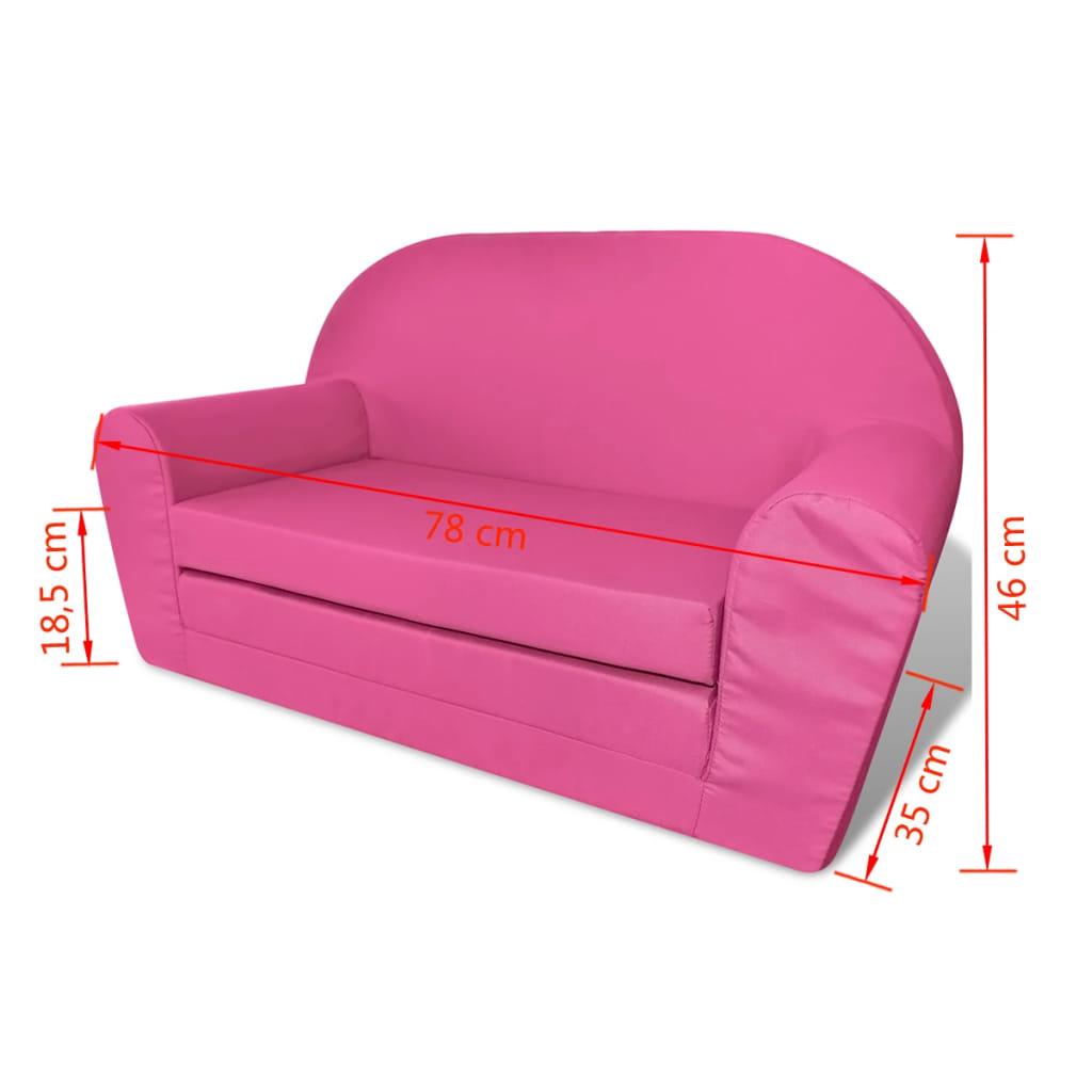 Articoli per vidaxl poltrona letto per bambini rosa - Poltrona letto prezzo ...