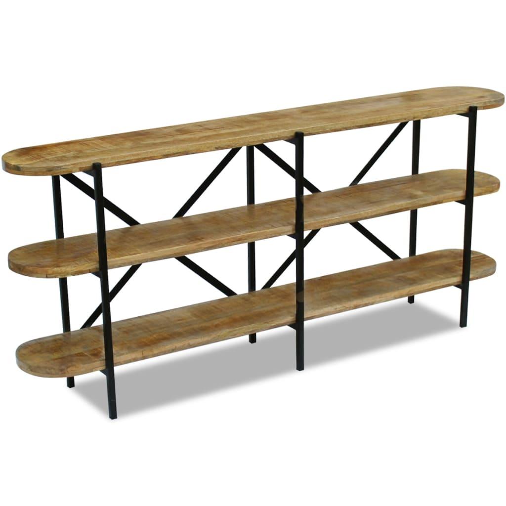 Vidaxl sideboard mango wood 180x30x76 cm for Sideboard 140