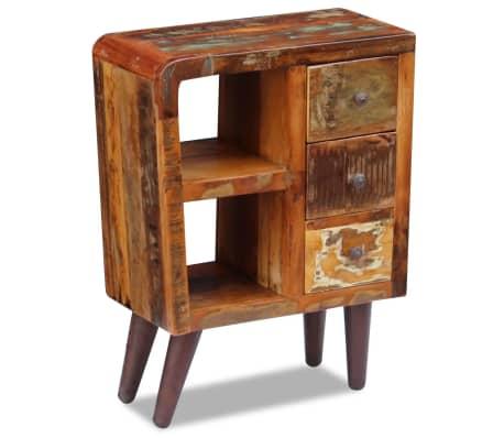 La boutique en ligne vidaxl buffet bois de r cup ration - Association de recuperation meubles gratuit ...