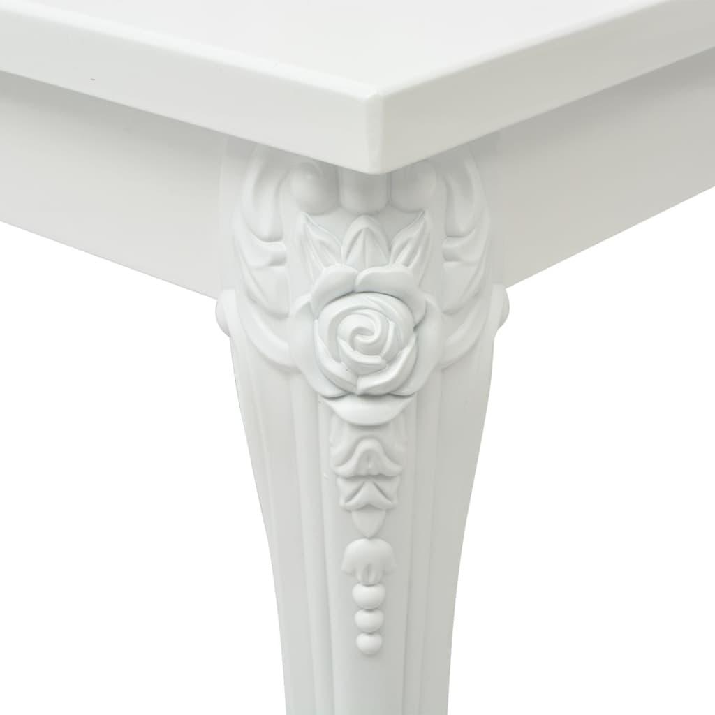 vidaXL-Tavolino-Tavolo-da-Caffe-Sala-da-Pranzo-Salotto-80x80x42-cm-Lucido