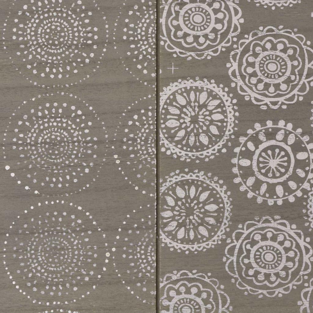 der vidaxl couchtisch 120x60x38 cm grau online shop. Black Bedroom Furniture Sets. Home Design Ideas