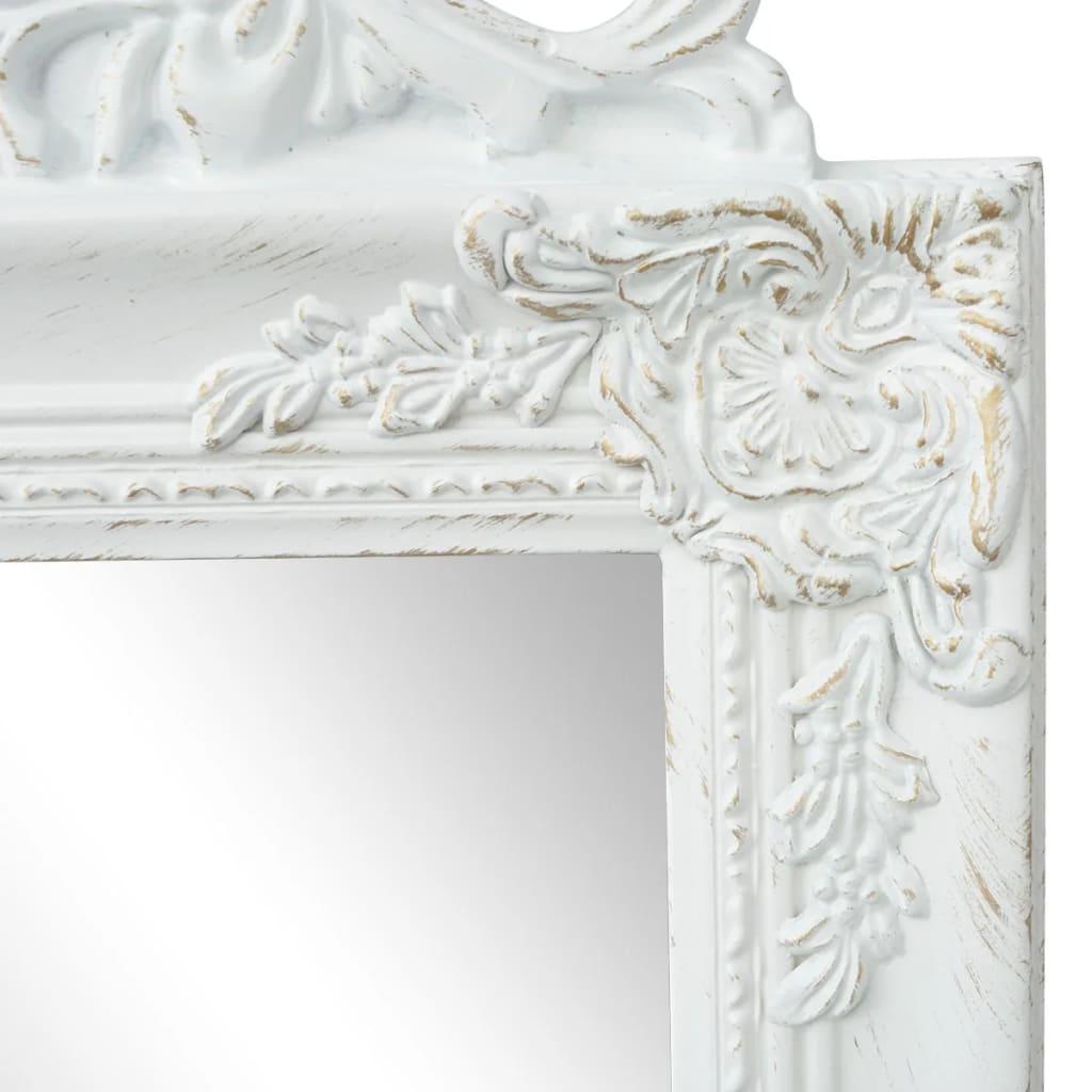 Acheter vidaxl miroir sur pied style baroque 160 x 40 cm for Acheter miroir baroque