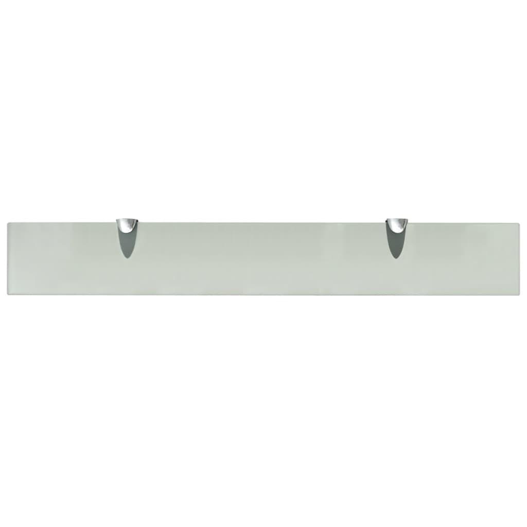 acheter vidaxl tag re murale verre 70 x 10 cm 8 mm pas cher. Black Bedroom Furniture Sets. Home Design Ideas