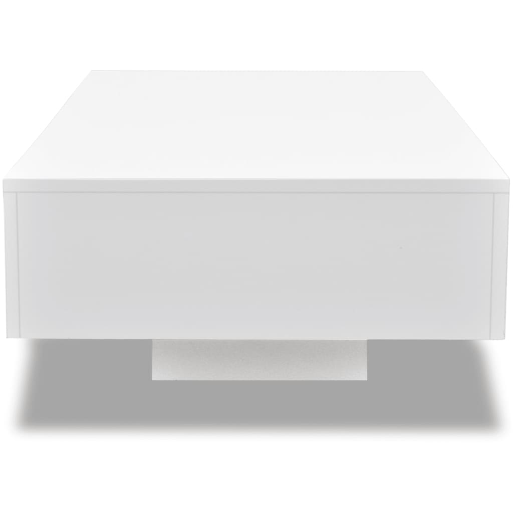vidaXL-Coffee-Table-Modern-Living-Room-Furniture-Home-Office-High-Gloss-White