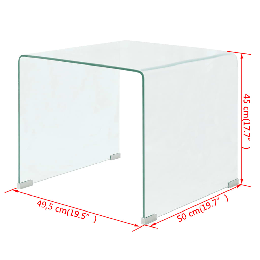 how to clean tempered glass