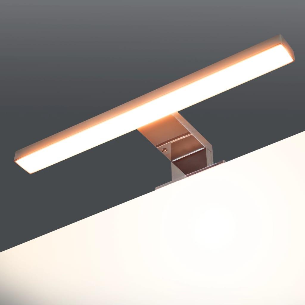 vidaXL tükörlámpa 5 W meleg fehér