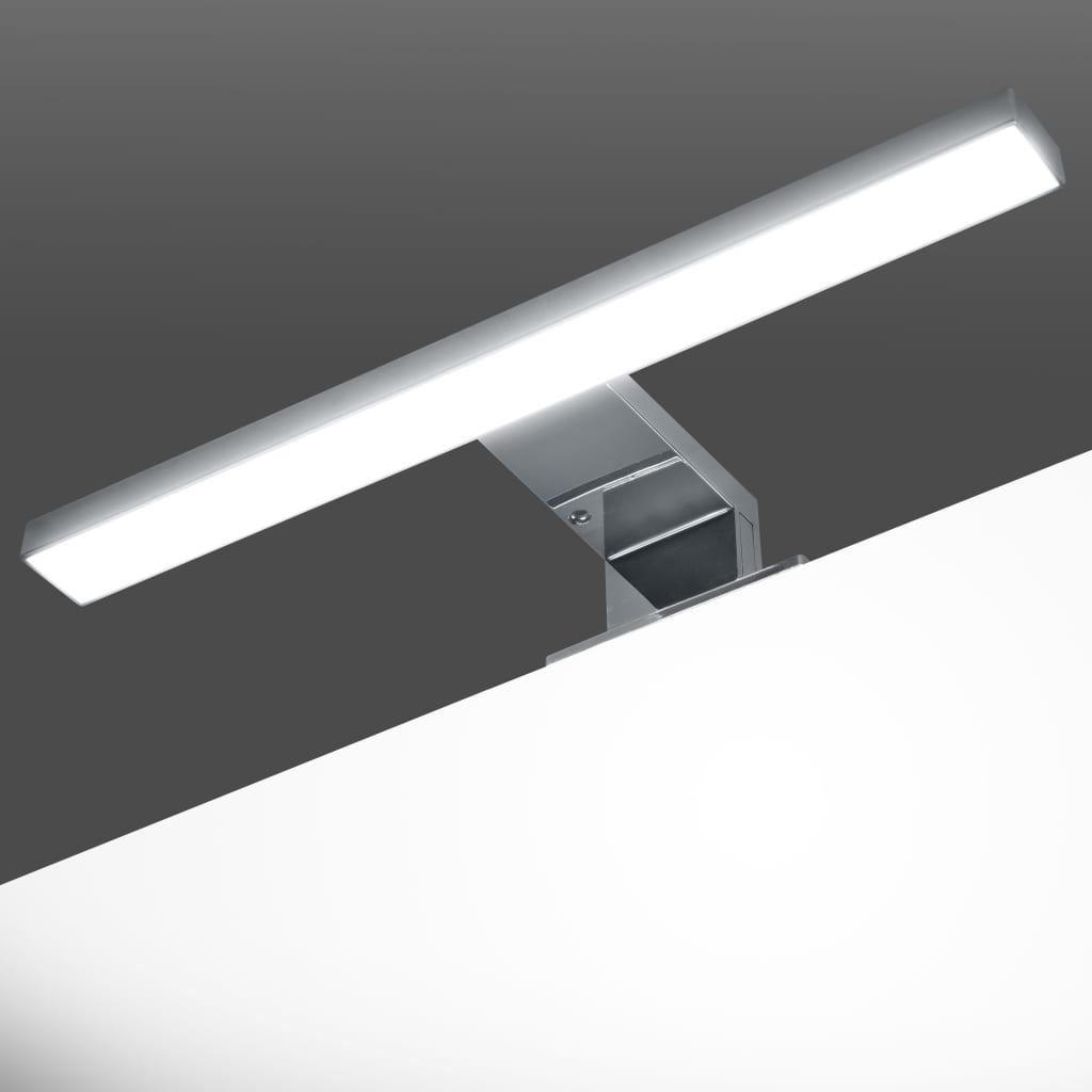 vidaXL tükörlámpa 5 W hideg fehér
