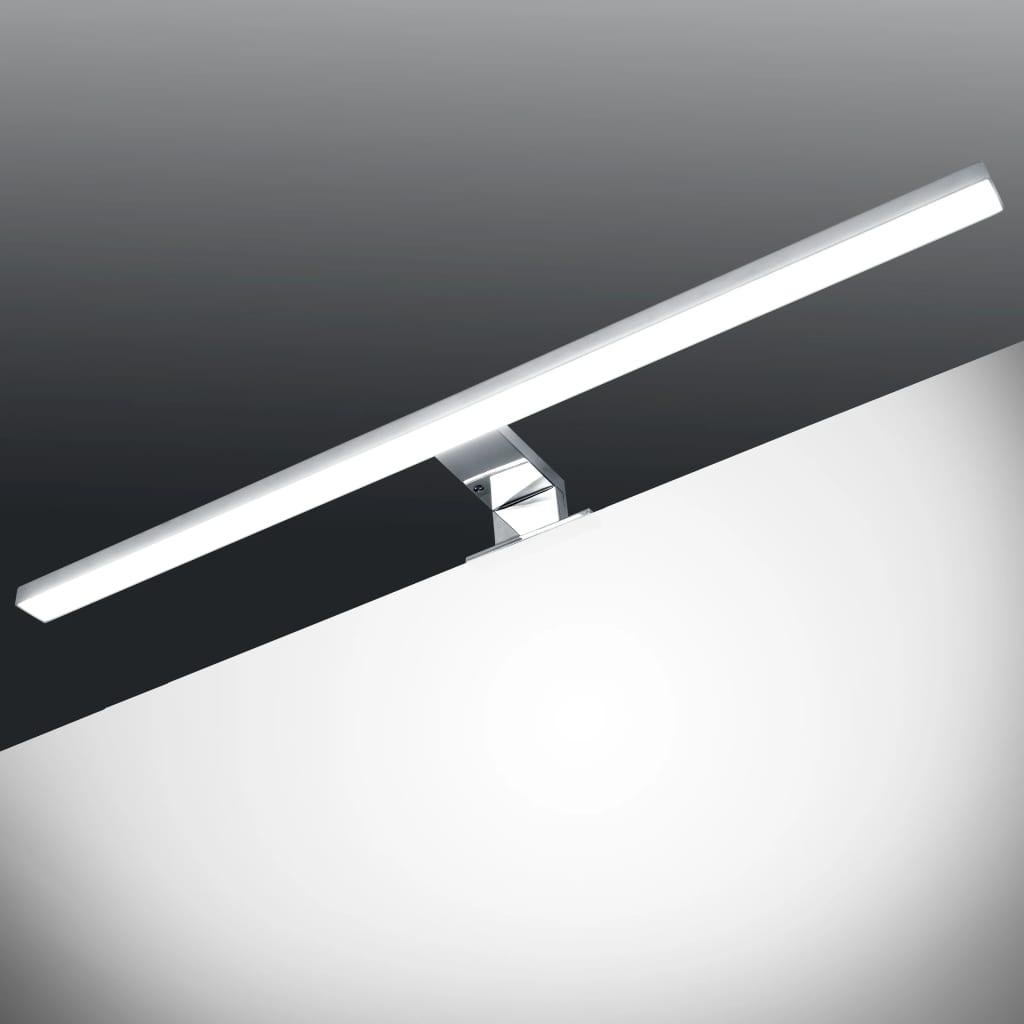 vidaXL tükörlámpa 8 W hideg fehér