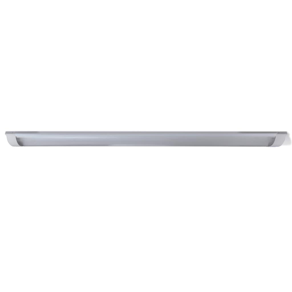 T8 Light Fixture Not Working: 2-Lamp 58W T8 Vapor Proof Fluorescent Light