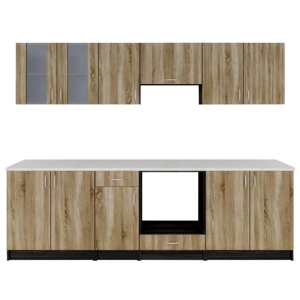 meuble cuisine pour plaque de cuisson meuble de cuisine sousvier 2 portes blanc h86x l120x. Black Bedroom Furniture Sets. Home Design Ideas