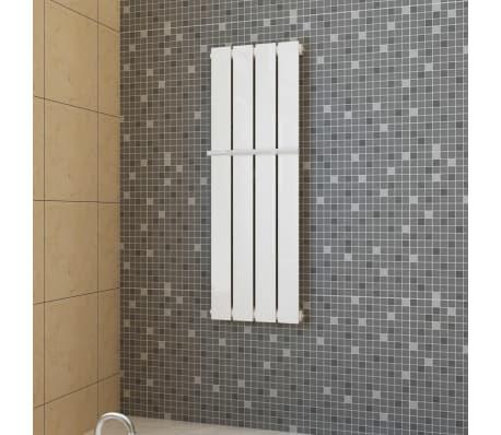 La boutique en ligne porte serviette 311mm radiateur panneau blanc 311mm x 900mm for Radiateur porte serviette