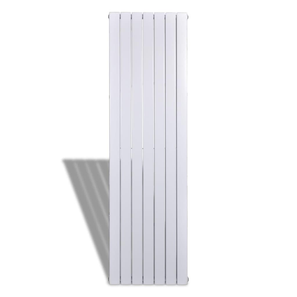 acheter porte serviette 542mm radiateur panneau blanc double paisseur pas cher. Black Bedroom Furniture Sets. Home Design Ideas