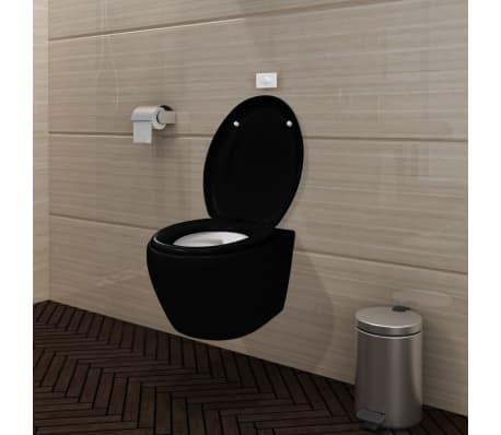 der wand h nge wc toilette soft wc sitz sp lkasten online shop. Black Bedroom Furniture Sets. Home Design Ideas