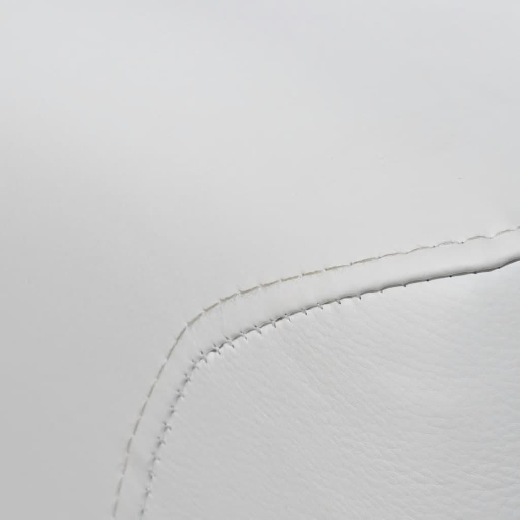 Sof blanco lujo de cuero cine en casa reclinable 2 3 - Sofa cuero blanco ...