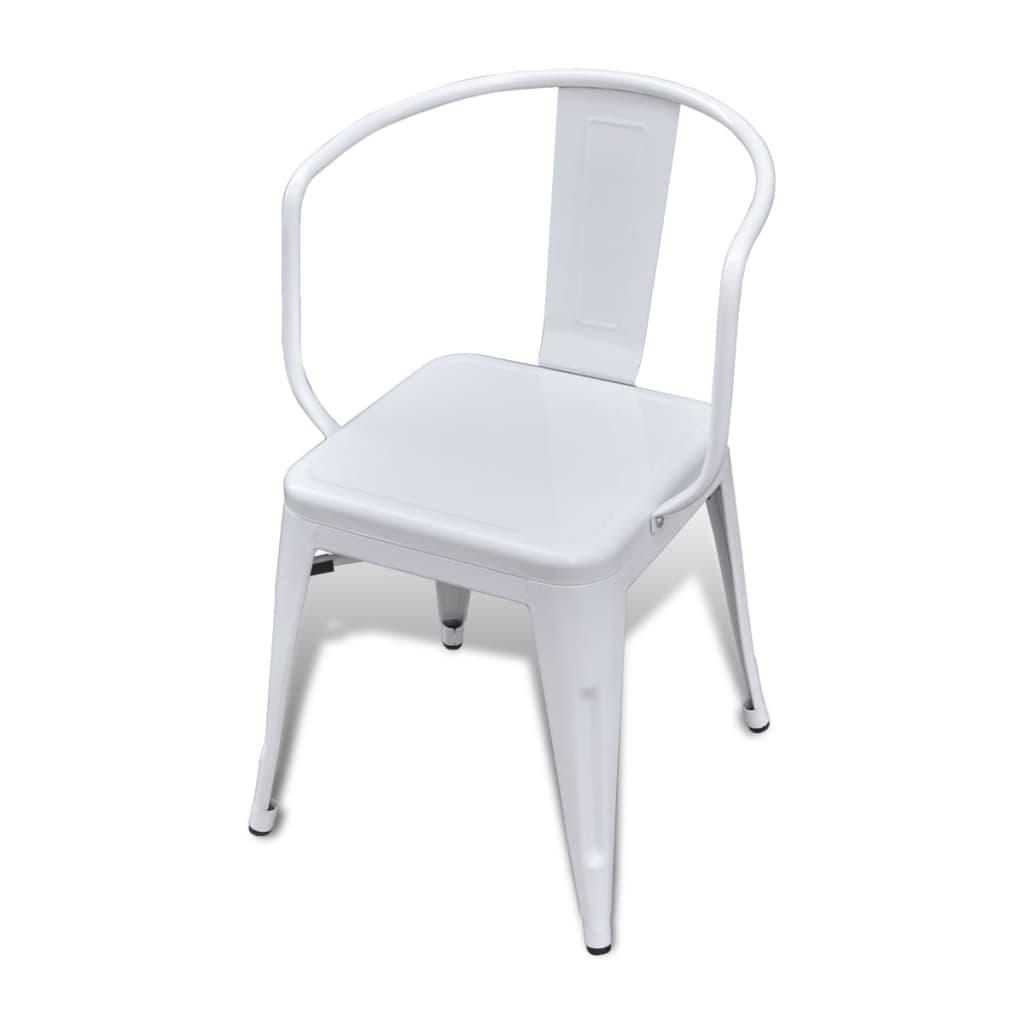 Acheter lot de 6 chaises de salle a manger avec dossier for Meuble salle À manger avec chaise salle a manger pas cher lot de 6