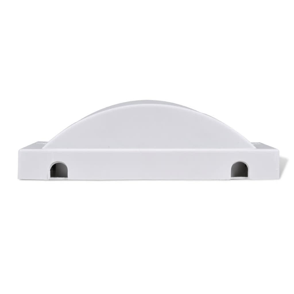 la boutique en ligne lampe led au plafond blanc chaud avec accessoire de montage 28 w. Black Bedroom Furniture Sets. Home Design Ideas