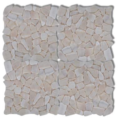stein mosaik fliesen marmor bruchmosaik naturstein gold 1 8 m2 g nstig kaufen. Black Bedroom Furniture Sets. Home Design Ideas