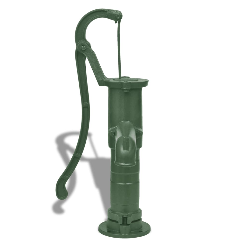 garden water pump with stand