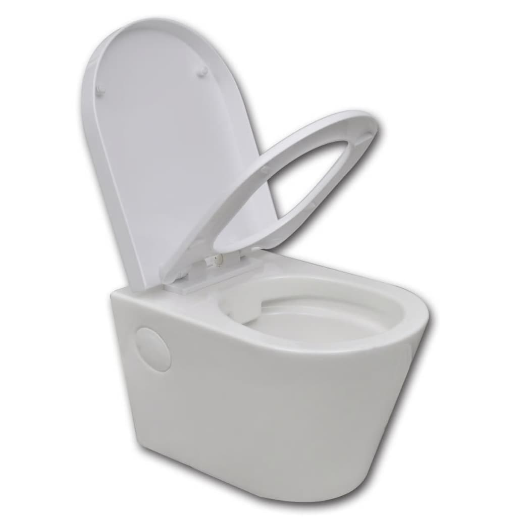 wand h nge wc toilette wandh ngend up sp lkasten g nstig. Black Bedroom Furniture Sets. Home Design Ideas