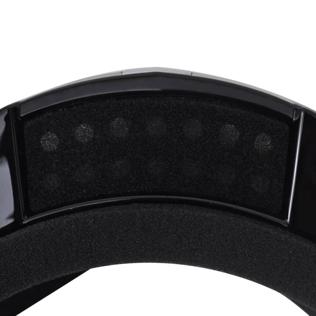 motocross motorradhelm schwarz xl kein visier mit brillen. Black Bedroom Furniture Sets. Home Design Ideas