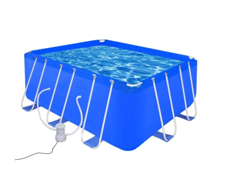 Cat gorie piscine page 16 du guide et comparateur d 39 achat for Piscine intex ellipse ovale 5 49x3 05x1 07