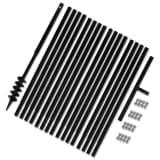 Maapora Kahvalla 80 mm ja Jatkeella 17 m Teräs (141023 + 4 x 141029)