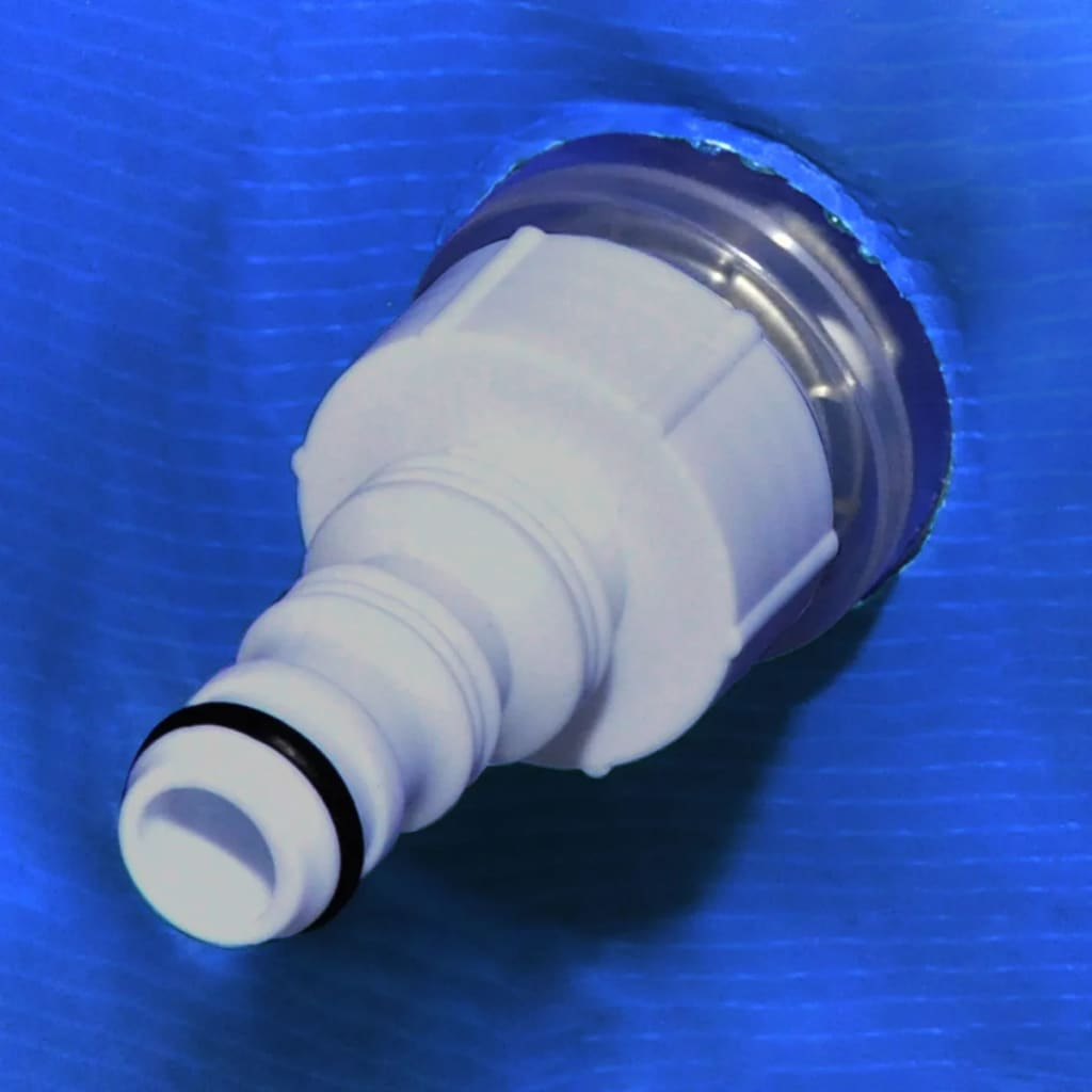 swimming pool steel frame round 360 x 76 cm with ladder. Black Bedroom Furniture Sets. Home Design Ideas