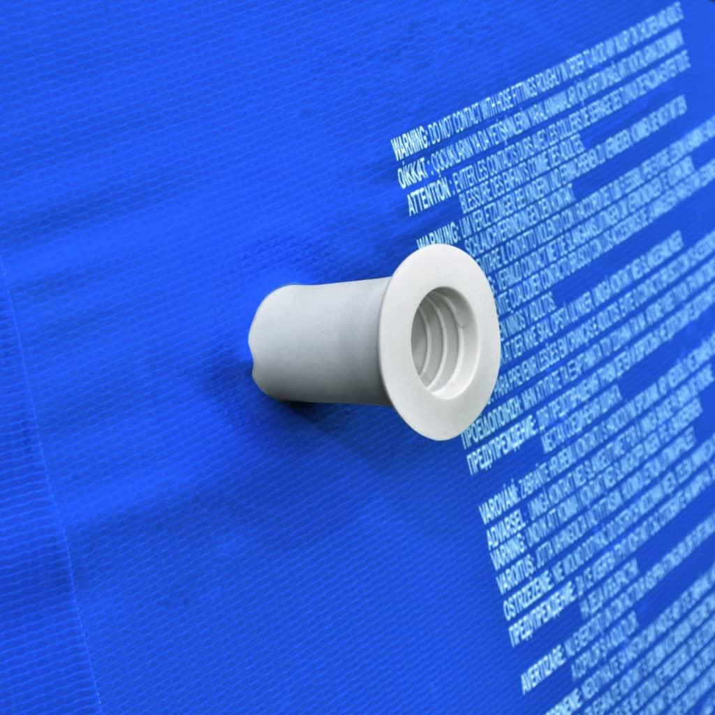 Rond zwembad met trap en filterpomp 360 x 76 cm online for Filterpomp zwembad