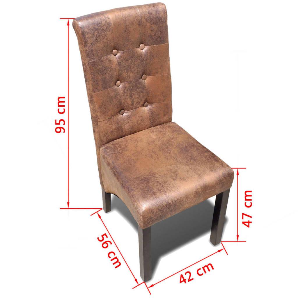 Acheter chaise de salle manger 4 pcs pas cher for Acheter chaise salle manger pas cher