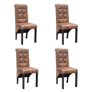 Der Küchenstuhl Höhe Qualität Möbel 4 Stk. online shop vidaXL.de