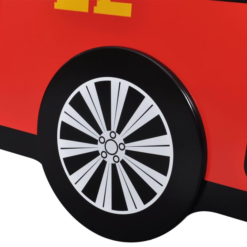 Miniescavatore: Letto camion pompieri