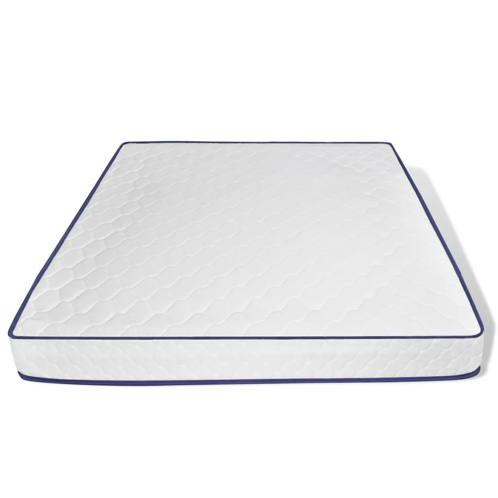 der bett metallbett 180 x 200 cm memory kaltschaum matratze schwarz online shop. Black Bedroom Furniture Sets. Home Design Ideas