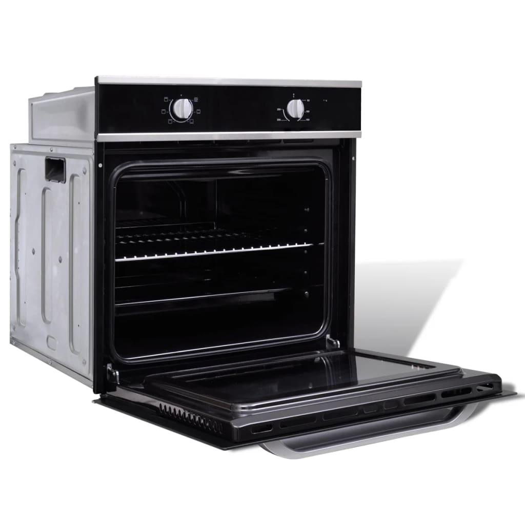 la boutique en ligne cuisine compl te avec four int gr 6 fonctions aspect ch ne. Black Bedroom Furniture Sets. Home Design Ideas