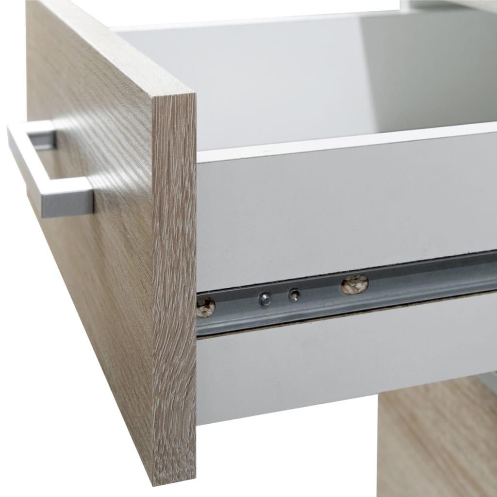 k chenschr nke eiche inkl einbauherd mit 6 funktionen g nstig kaufen. Black Bedroom Furniture Sets. Home Design Ideas