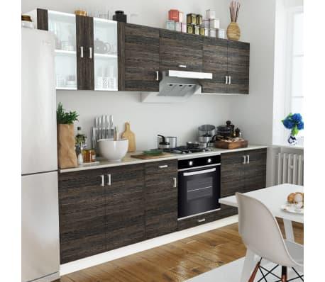 Acheter cuisine compl te avec four int gr 6 fonctions for Acheter cuisine complete