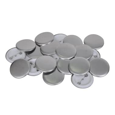 Machine à badge et set de 500 badges 44 mm[8/8]