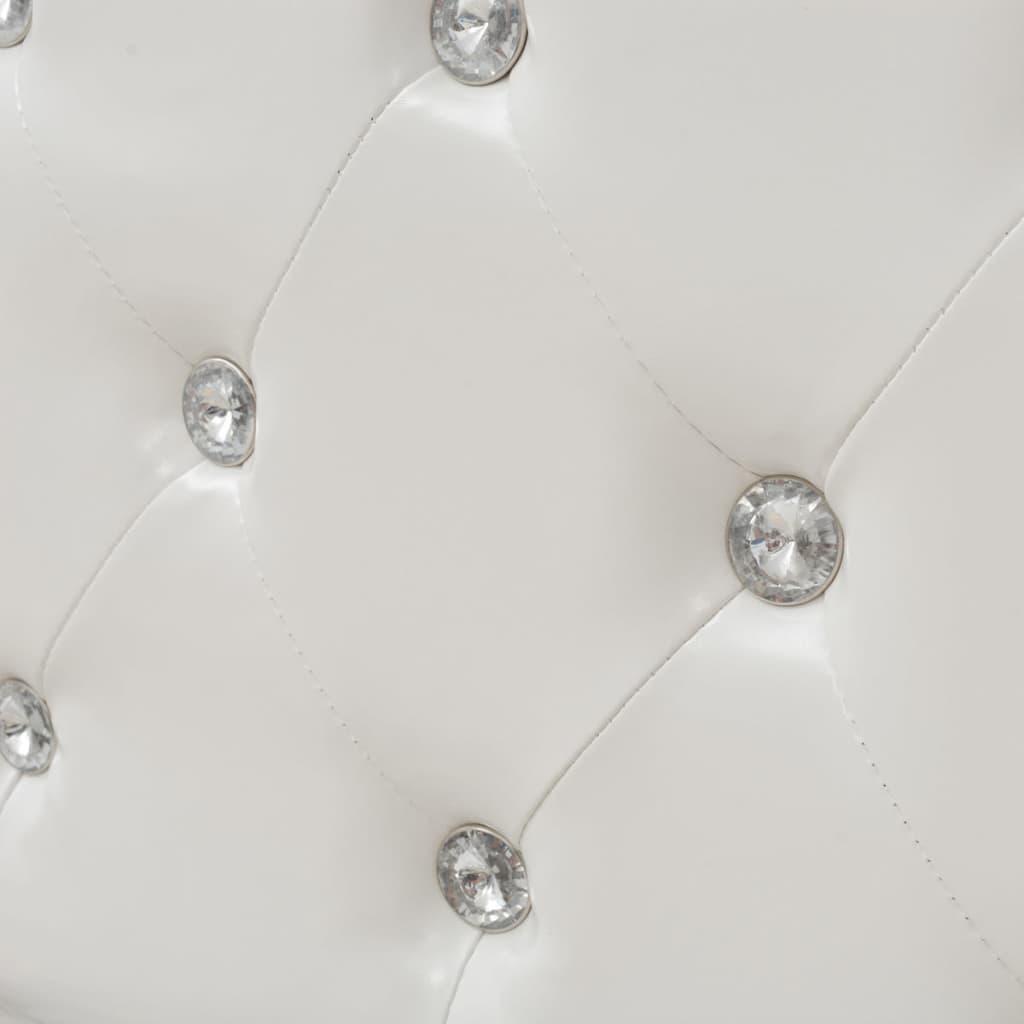der hochglanz bett ehebett kunstlederbett 180 x 200 cm. Black Bedroom Furniture Sets. Home Design Ideas