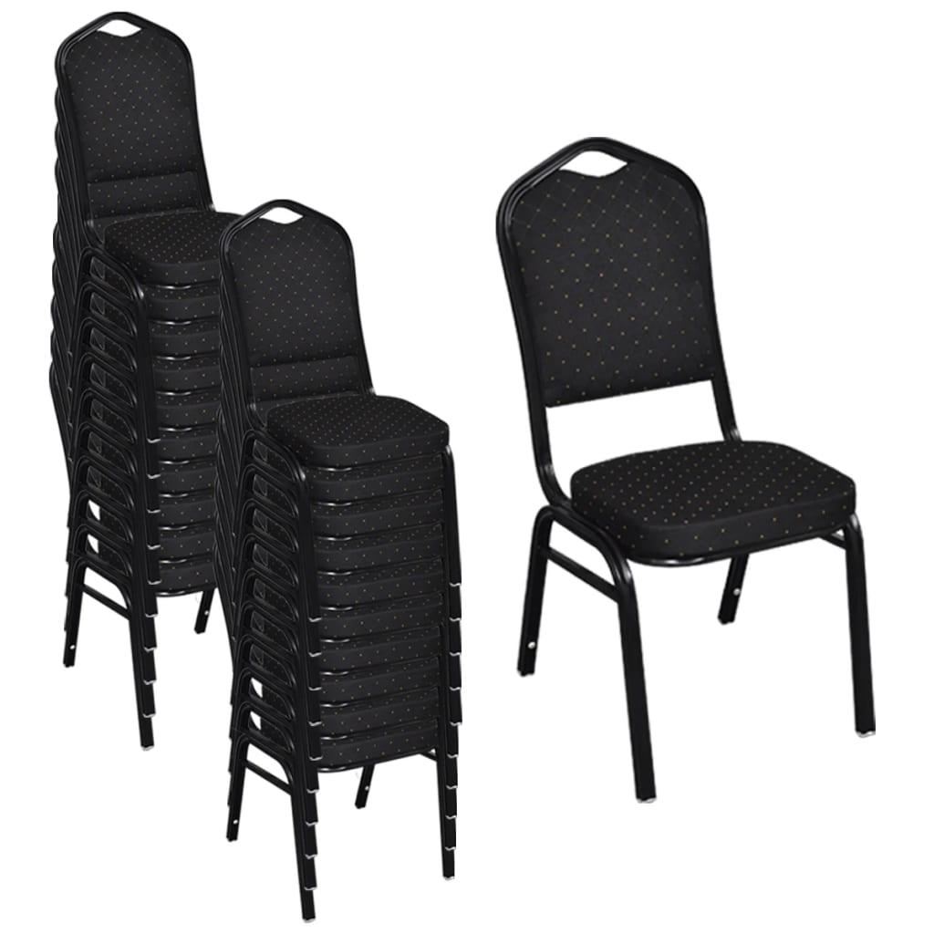 esszimmerstuhl schwarz gepolstert 20 st ck g nstig kaufen