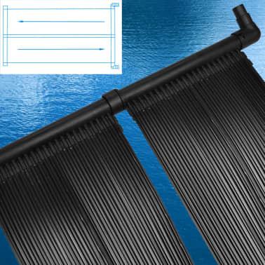 La boutique en ligne 2 pi ces panneau solaire piscine pour for Panneau solaire chauffage piscine