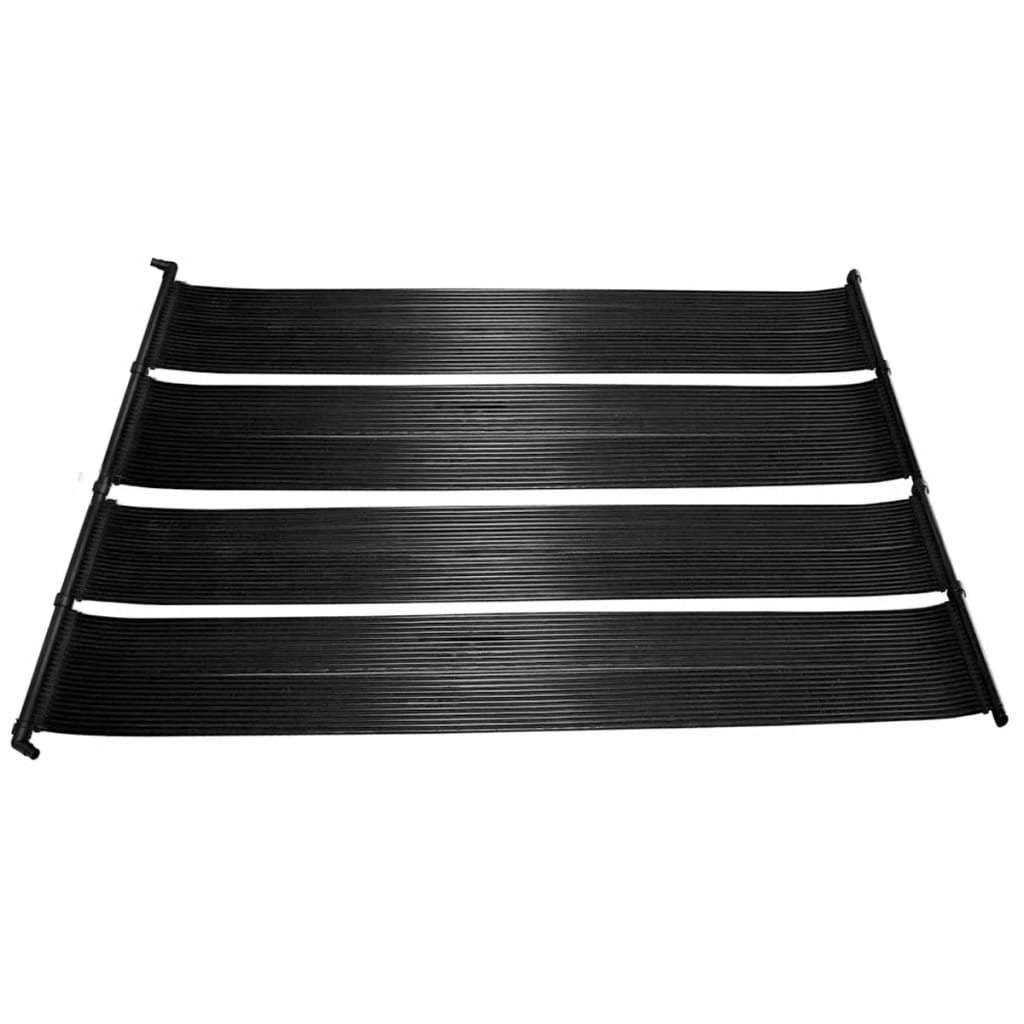 La boutique en ligne 2 pi ces panneau solaire piscine pour for Tapis chauffant piscine