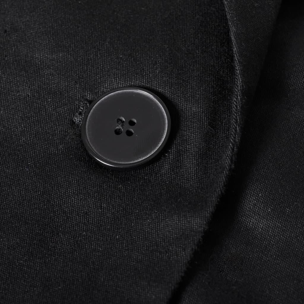 der anzug damen blazer und minrock schwarz gr 34 online. Black Bedroom Furniture Sets. Home Design Ideas